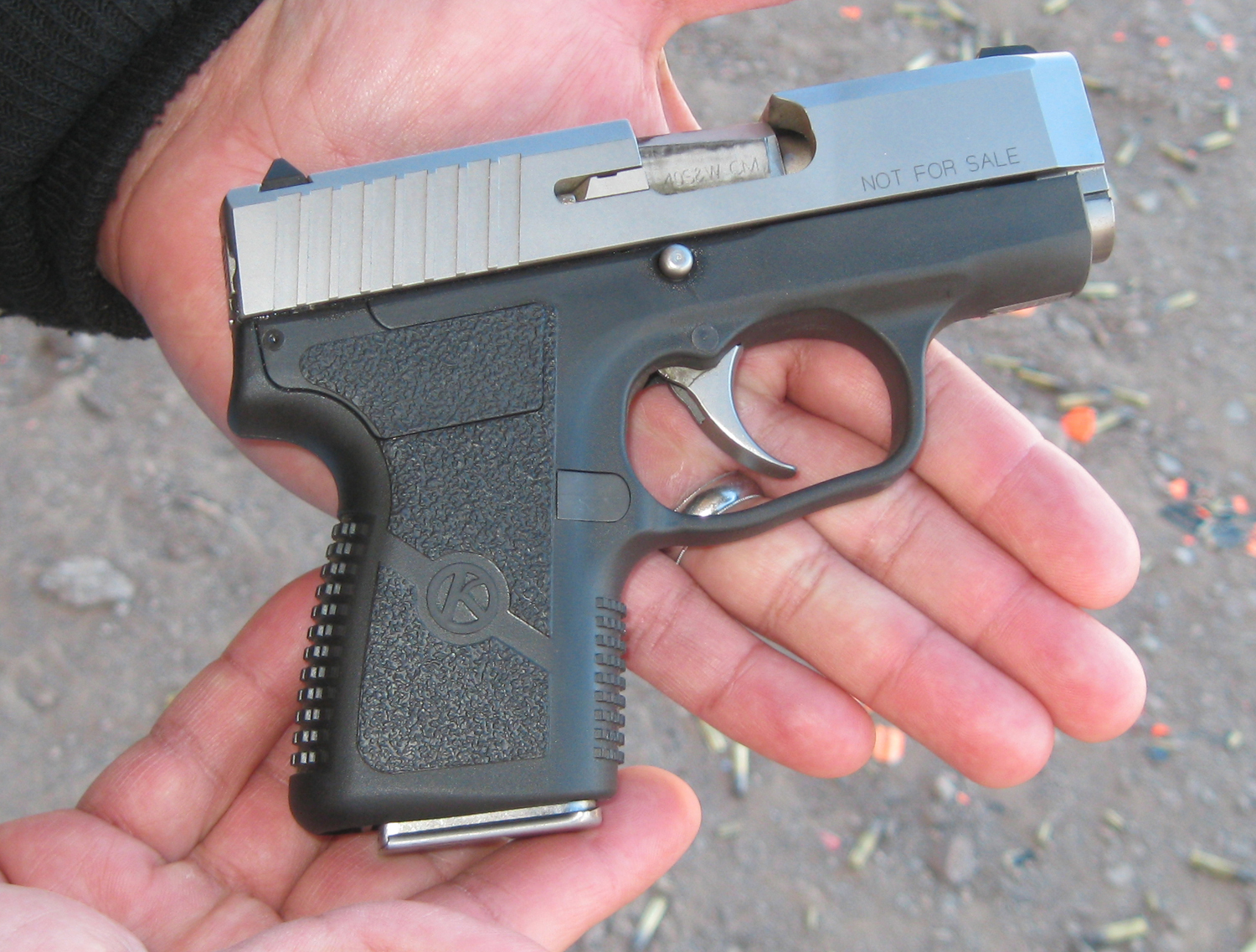 Review Of The New Kahr Arms Cm40 Thinblueflorida Com