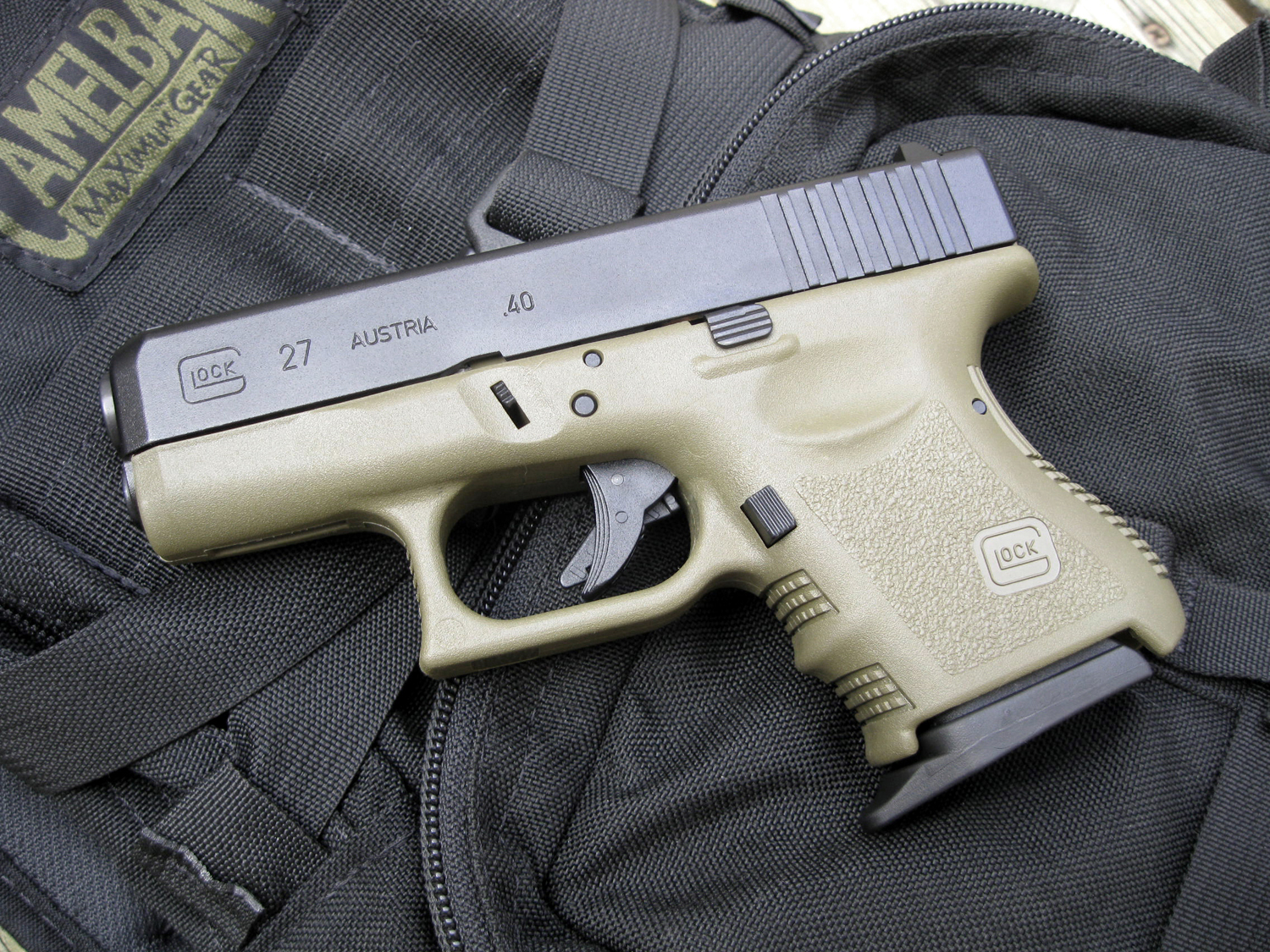 Gap Enterprises Glock Finger Rest Extension Review
