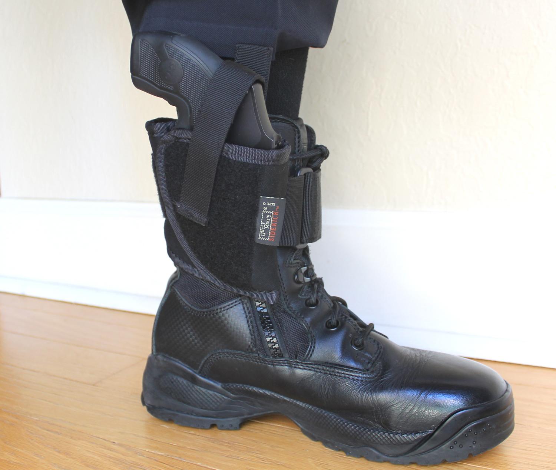 mike s enforcement kodra sidekick ankle holster