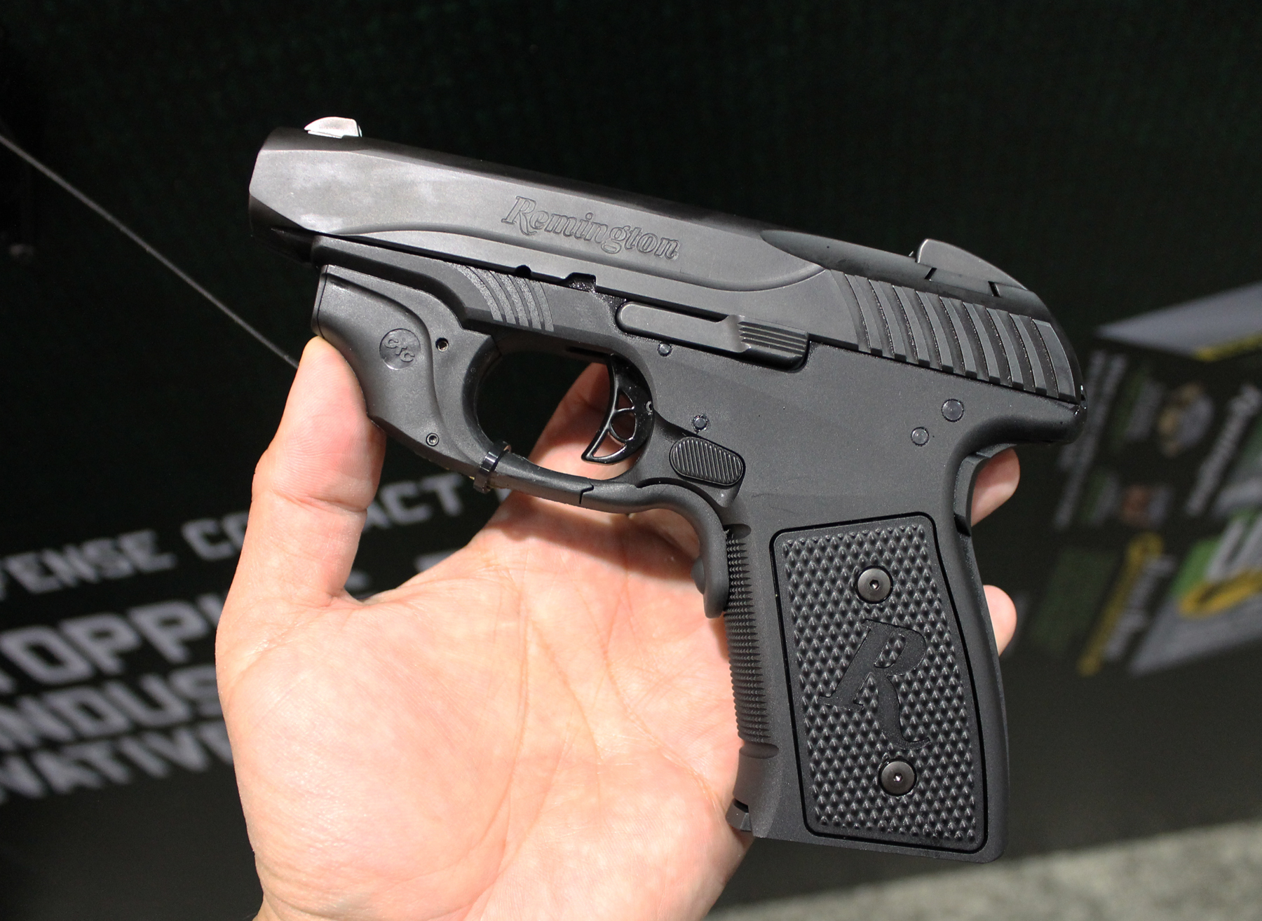 Remington R51 laser