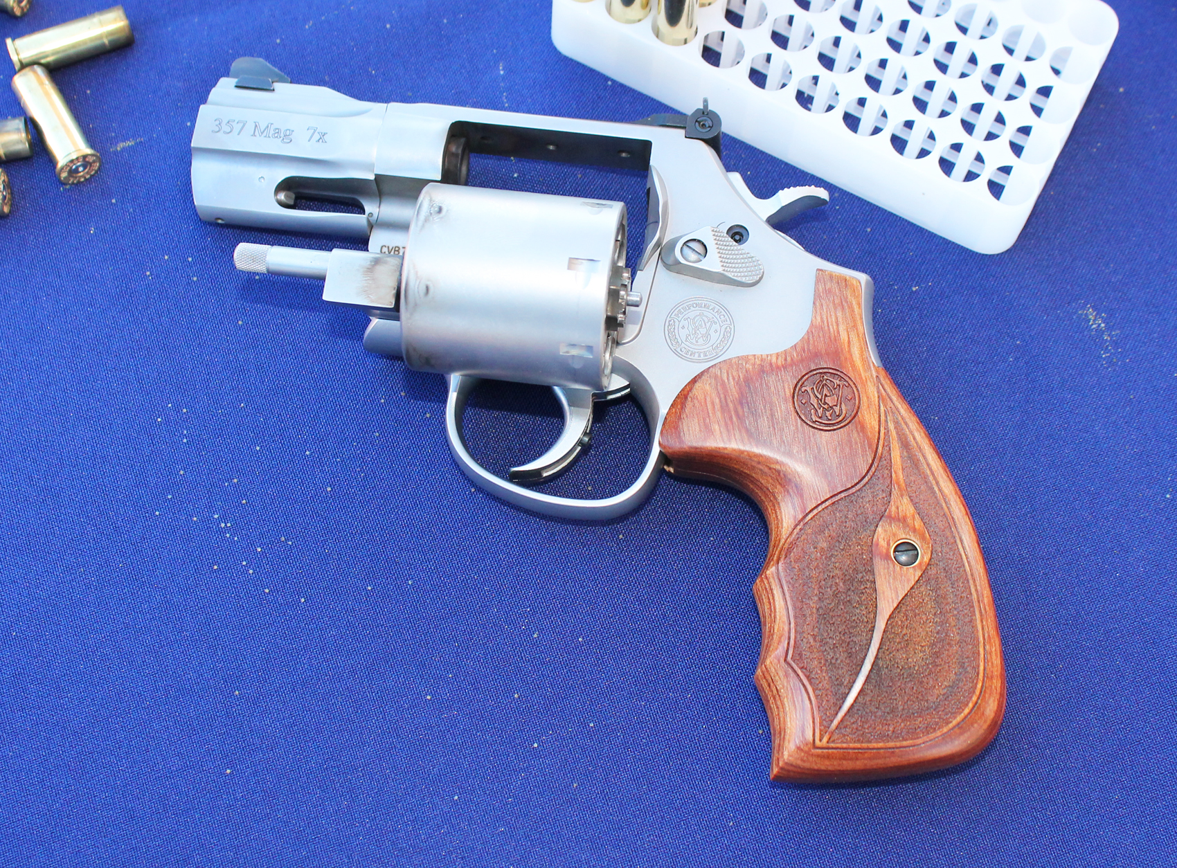 Smith & Wesson PC 686 Open