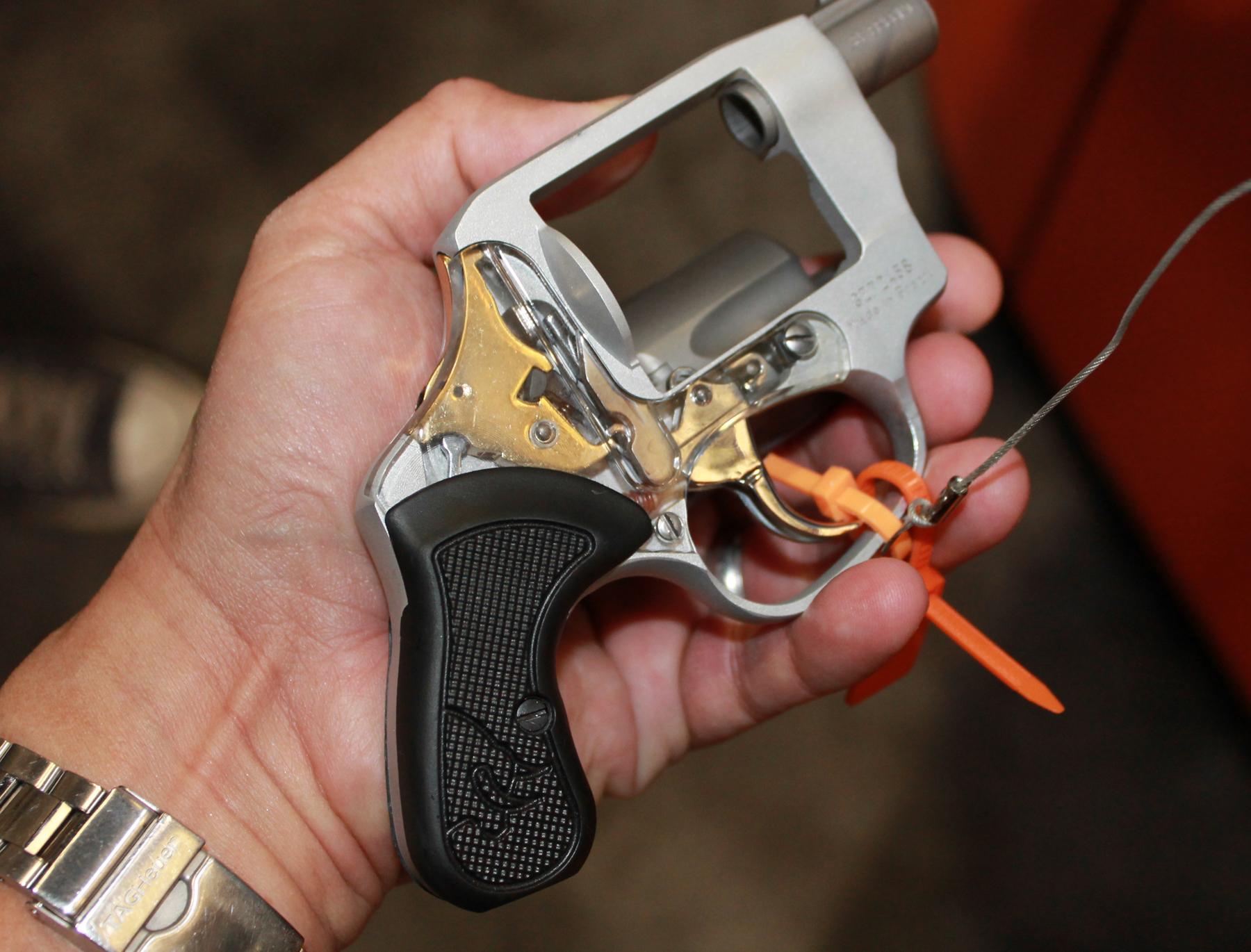 Taurus View lock work
