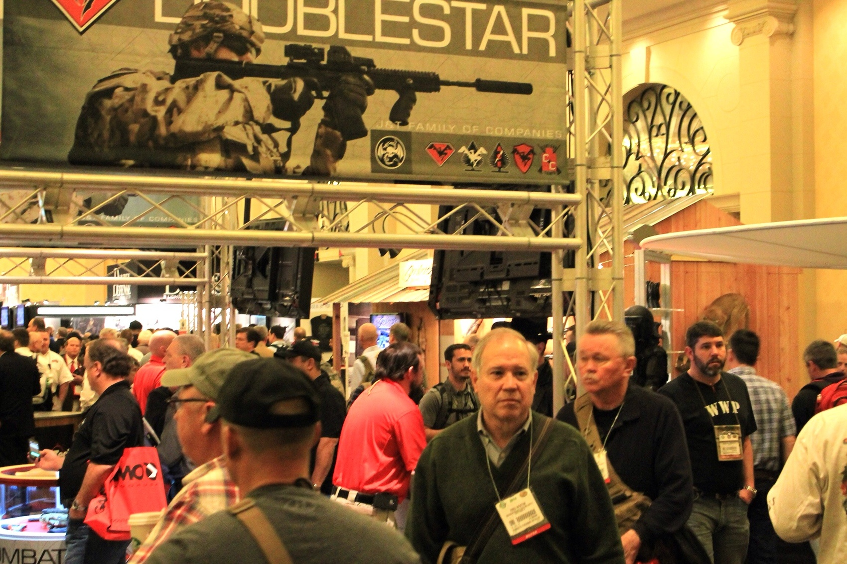 SHOT Show Crowd
