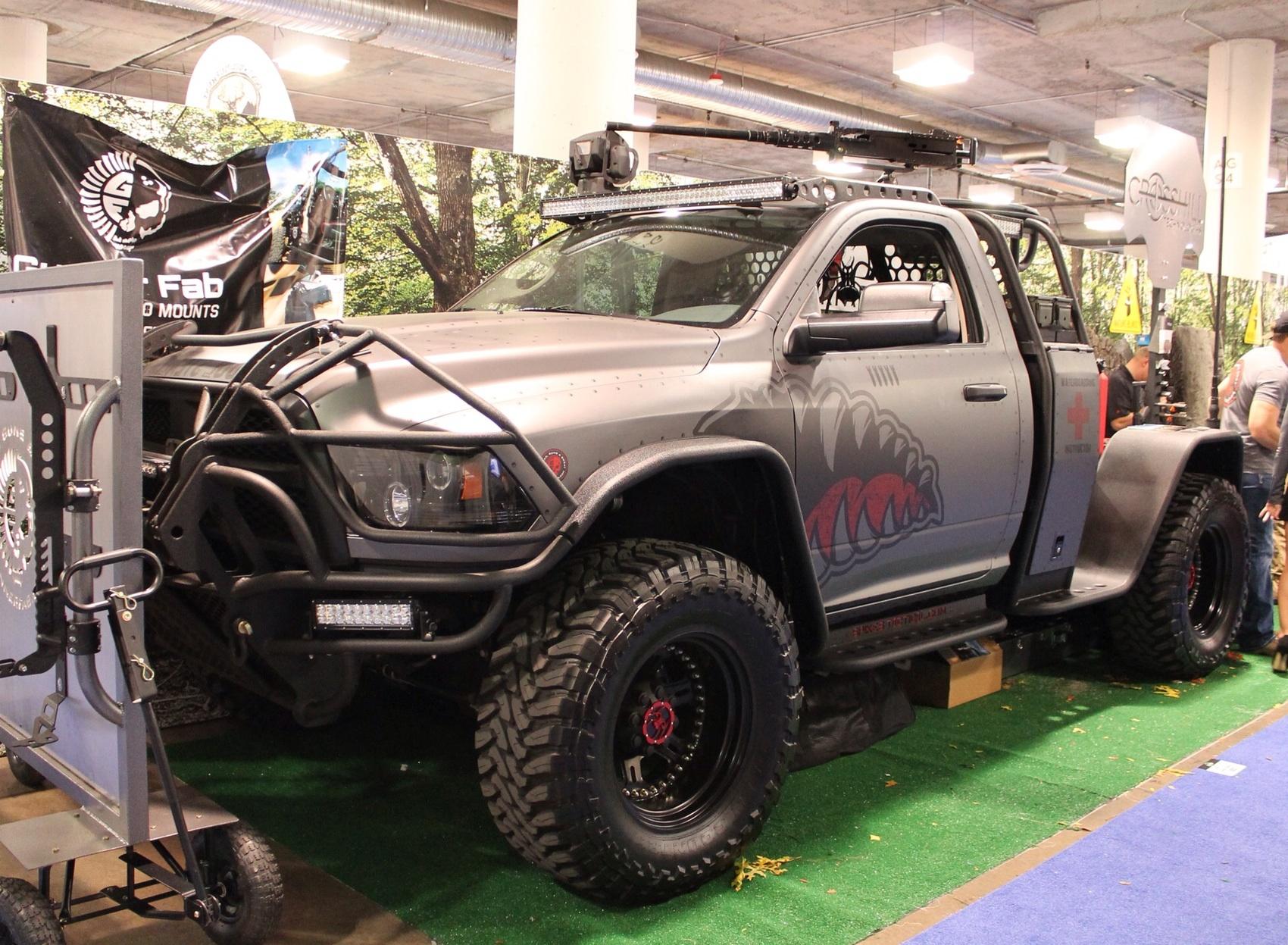 SHOT Show Truck