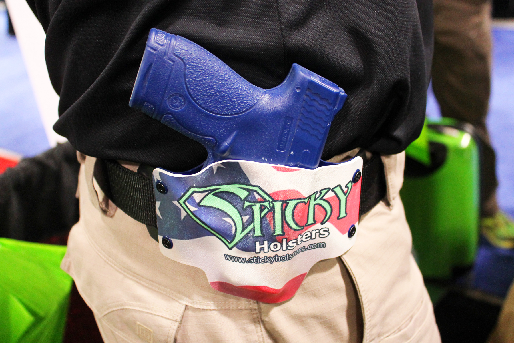 Sticky Holsters RWB