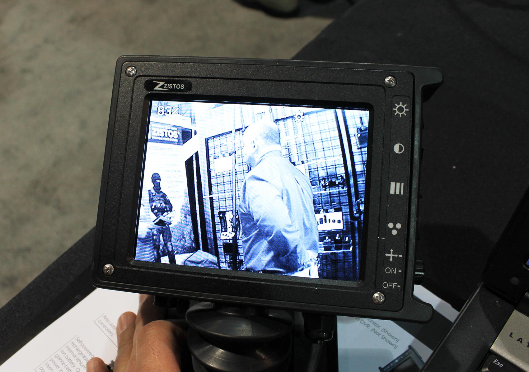 Zistos LCD Monitor