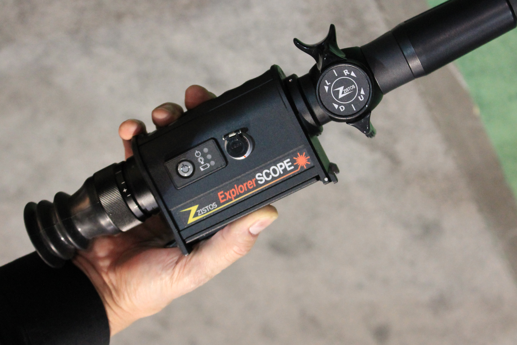 Zistos StealthSCOPE 2
