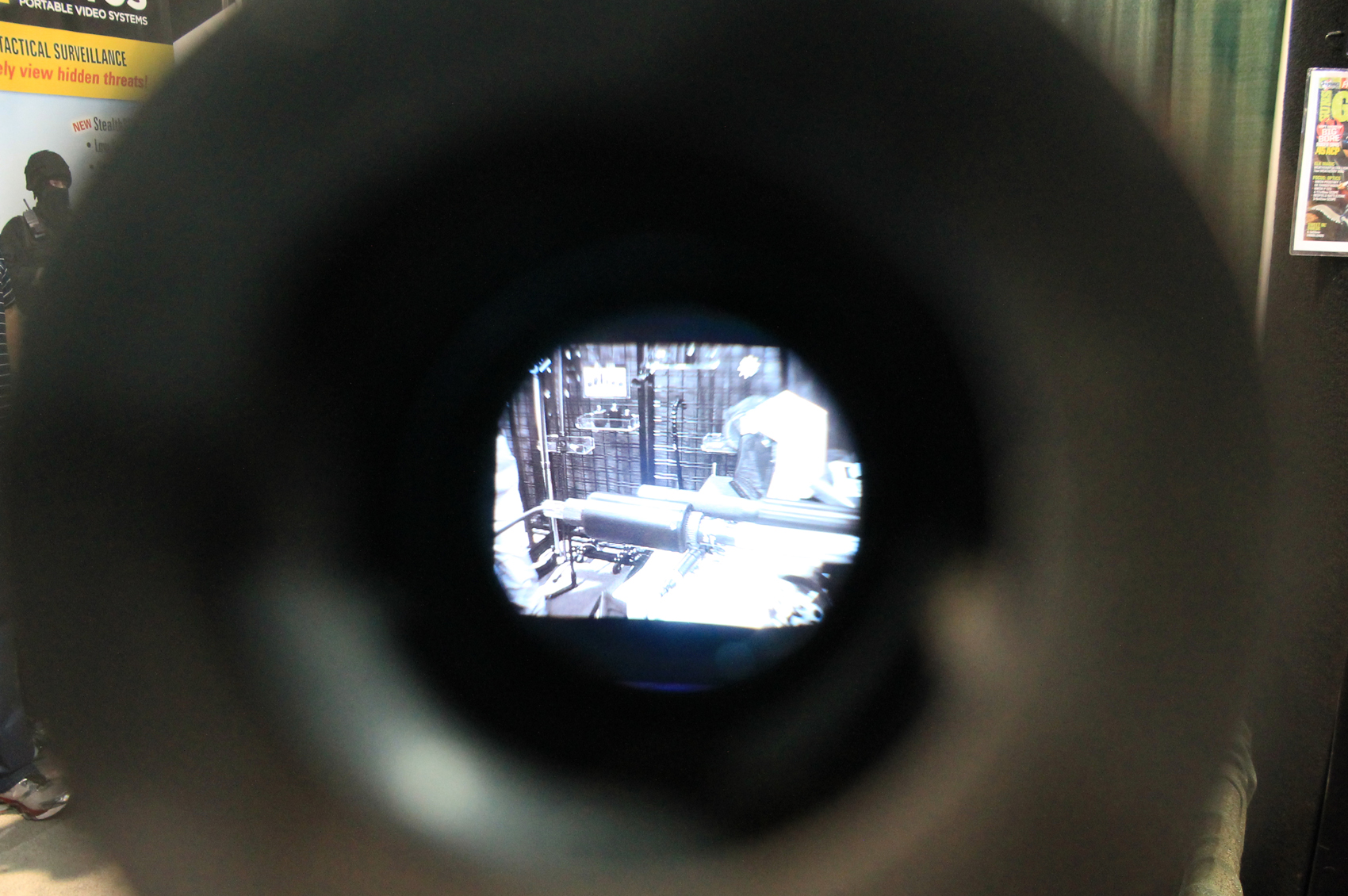 Zistos StealthSCOPE eyepiece
