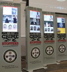 crime kiosk