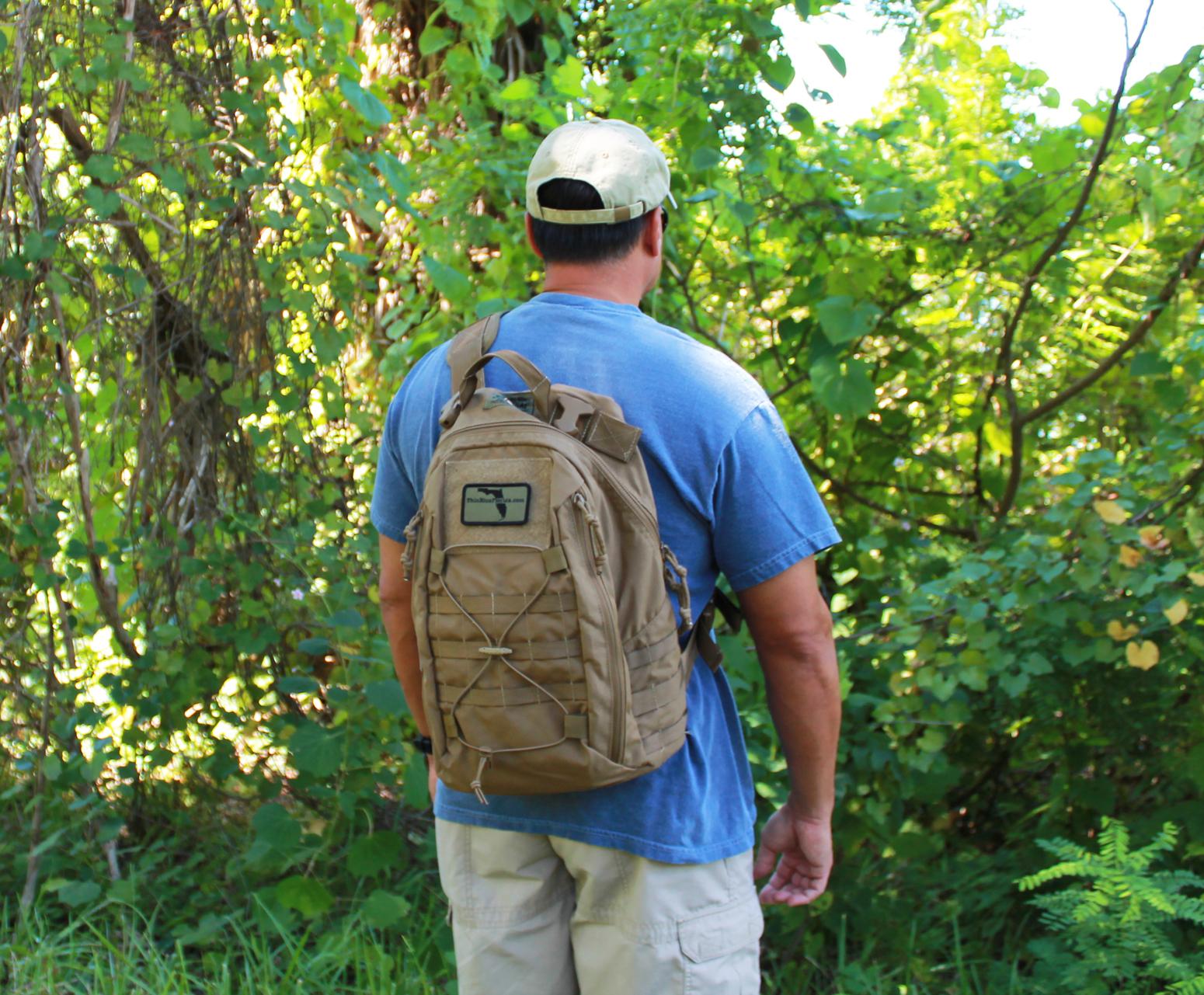 MSM Adapt Pack rear sling
