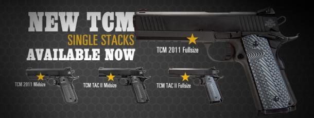 Rock Island Armory Single Stack 22 TCM