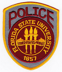 FSU Police Patch