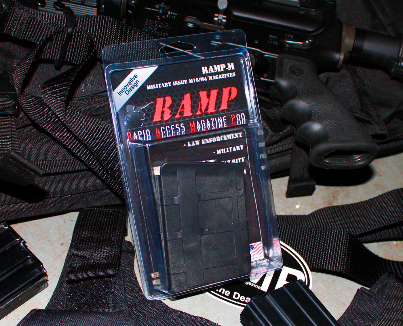 RAMP Packaging