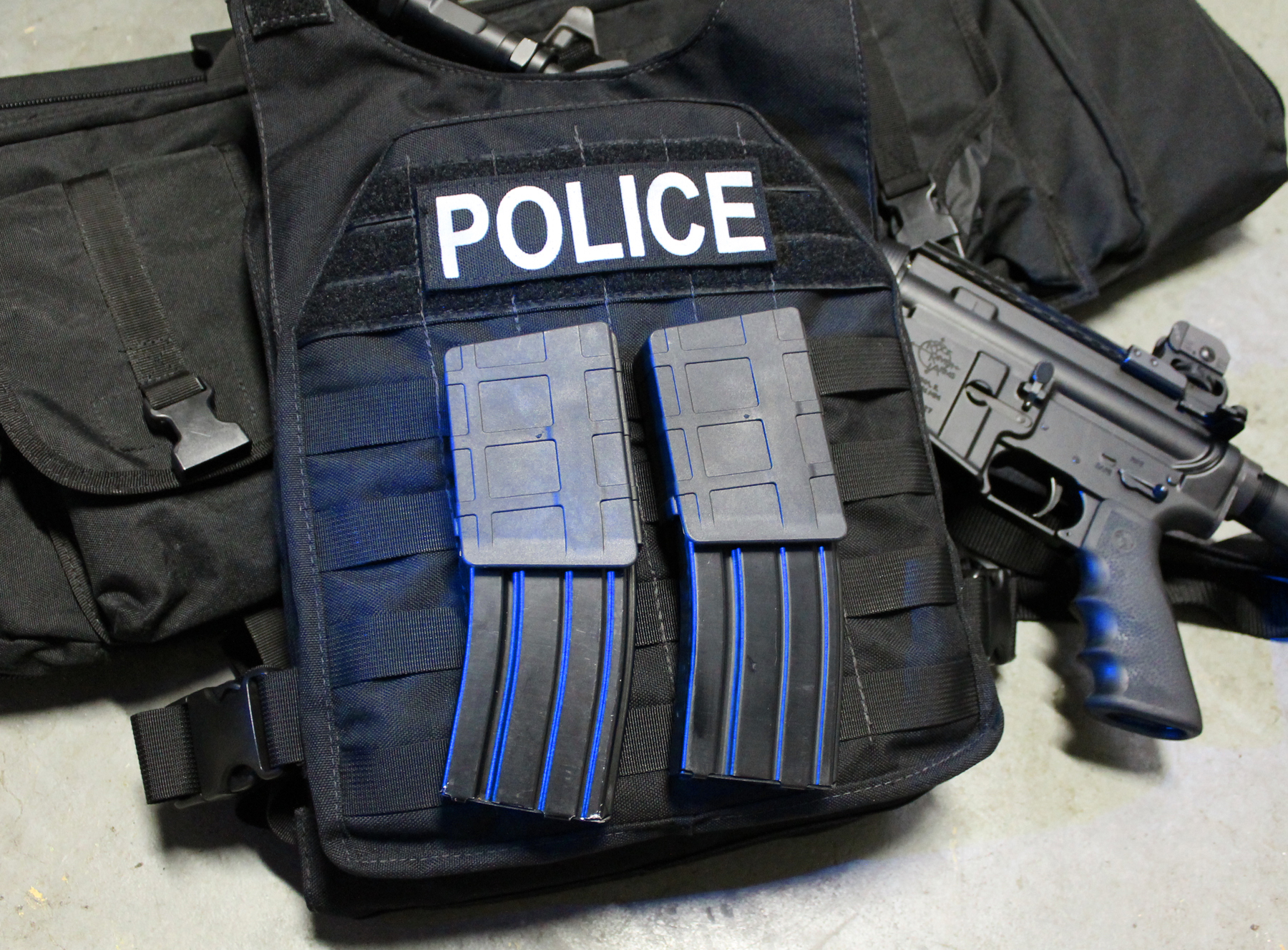 RAMP Plate Carrier