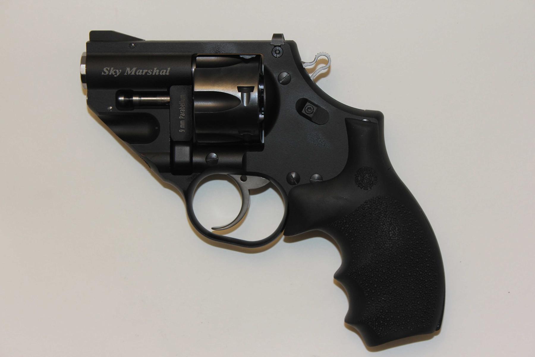 Korth Sky Marshal Revolver