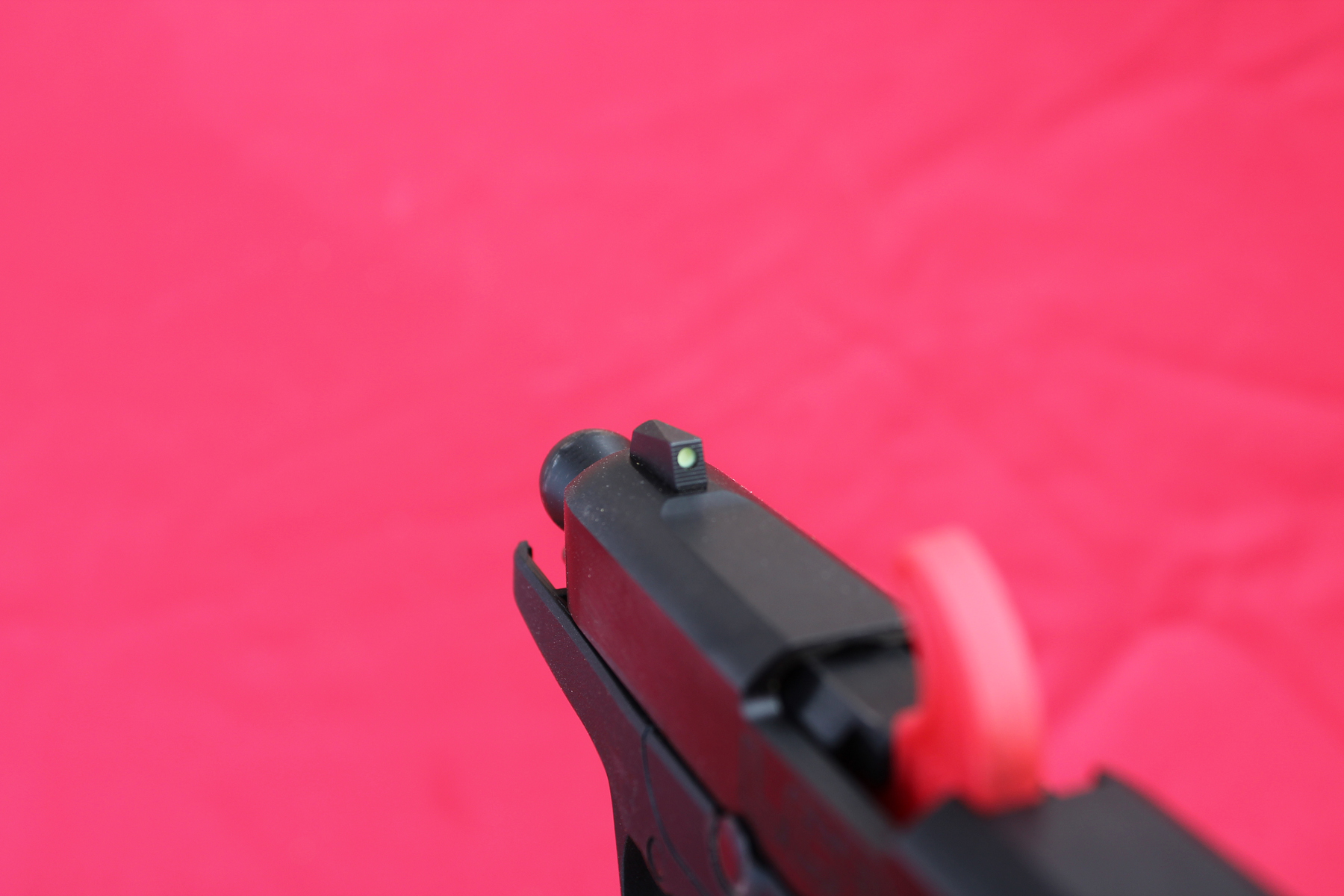 Ruger LCP front sight