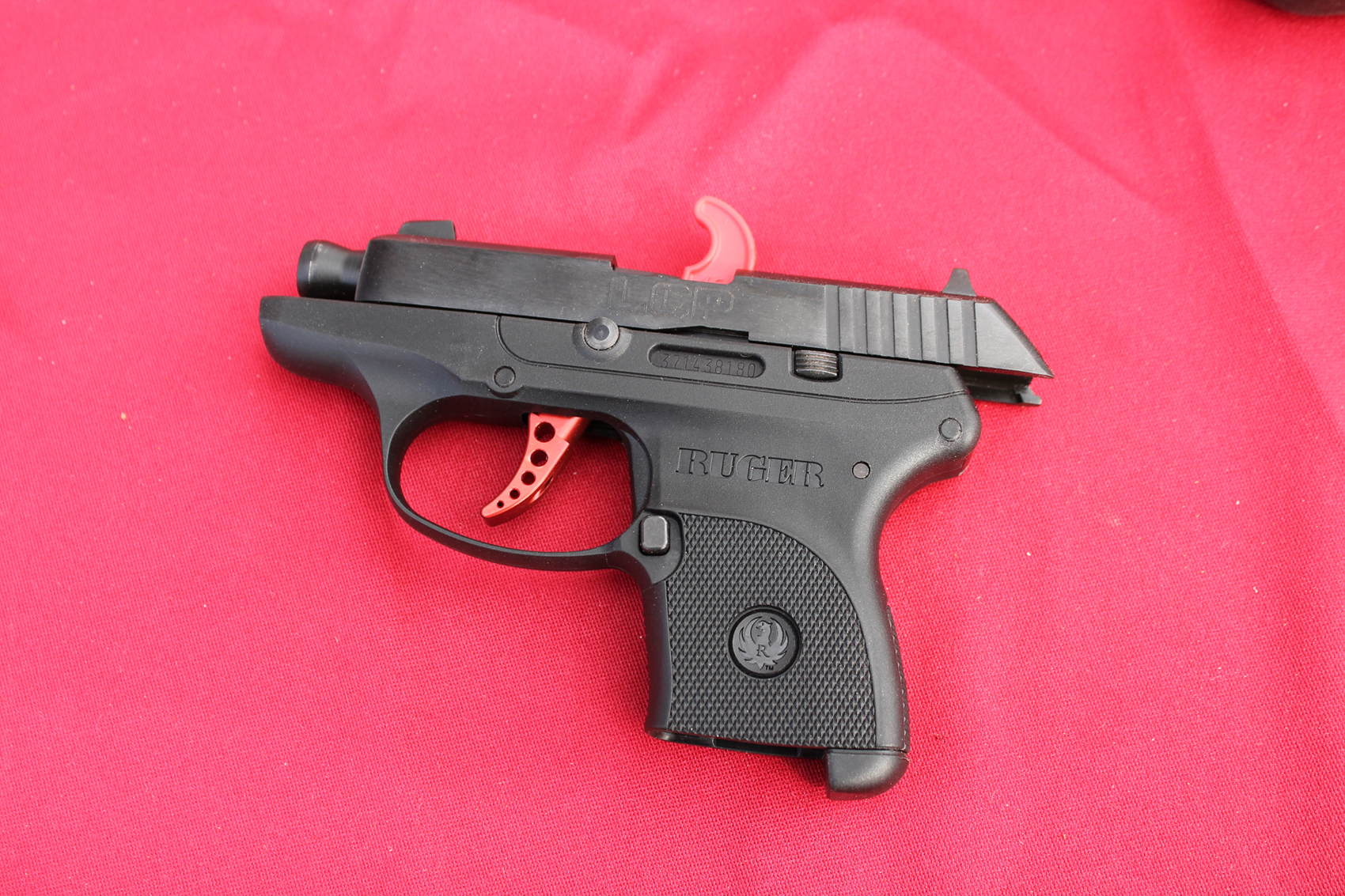 Ruger LCP with Sights