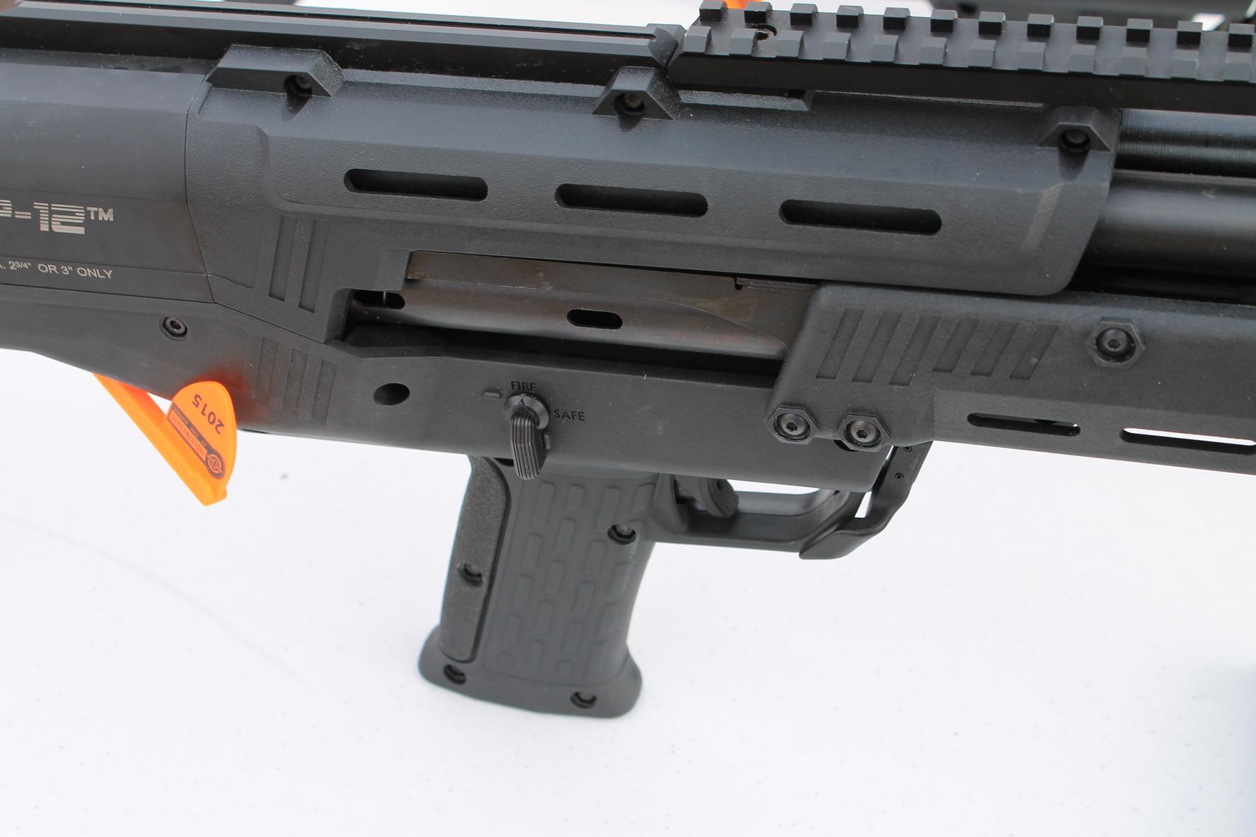 Standard DP-12 controls