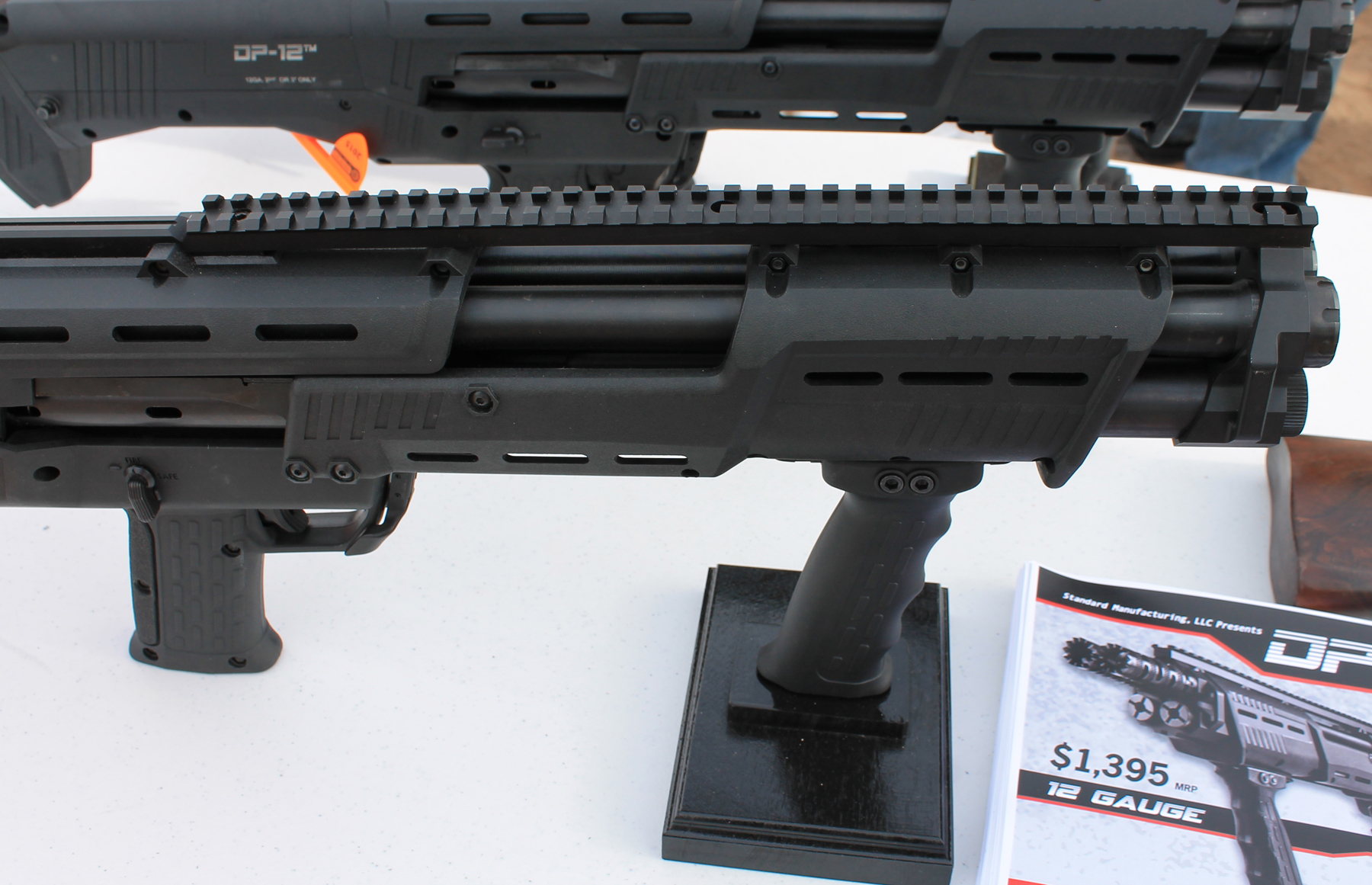Standard DP-12 foregrip