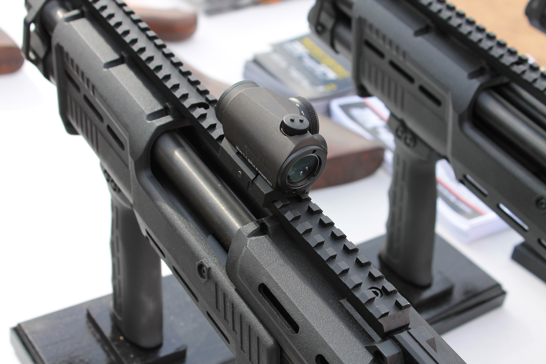 Standard DP-12 with optic