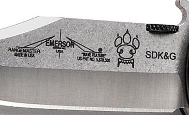 Emerson Rangemaster Sheepdog Knife logo