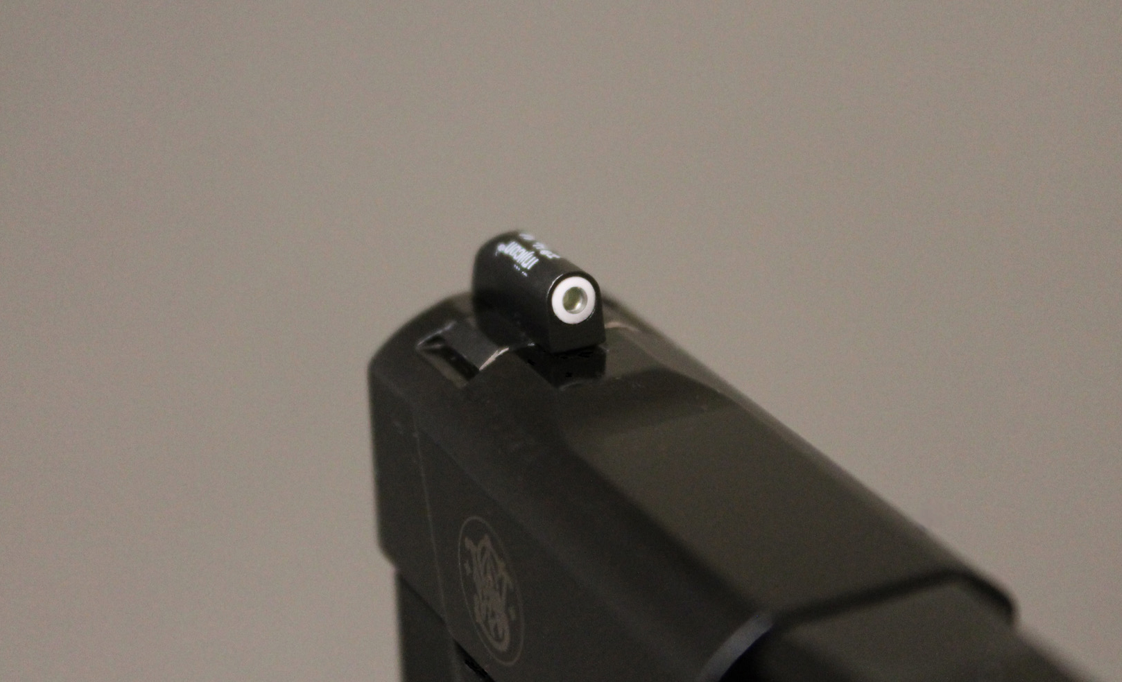 Smith & Wesson Bodyguard 380 XS front port side