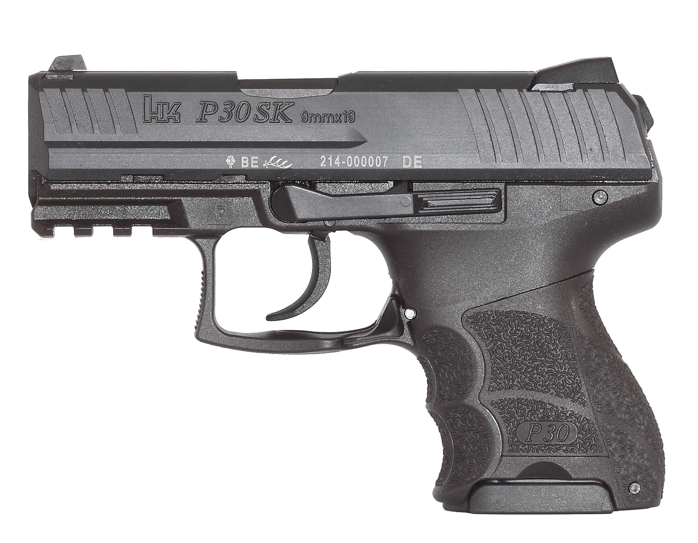 new heckler koch p30sk pistol thinblueflorida