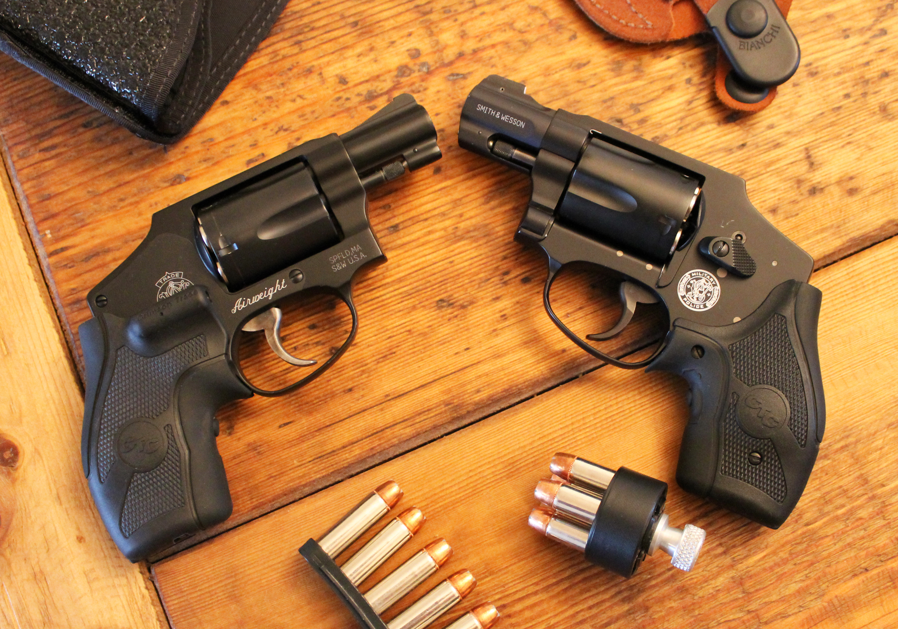Smith & Wesson Centennials
