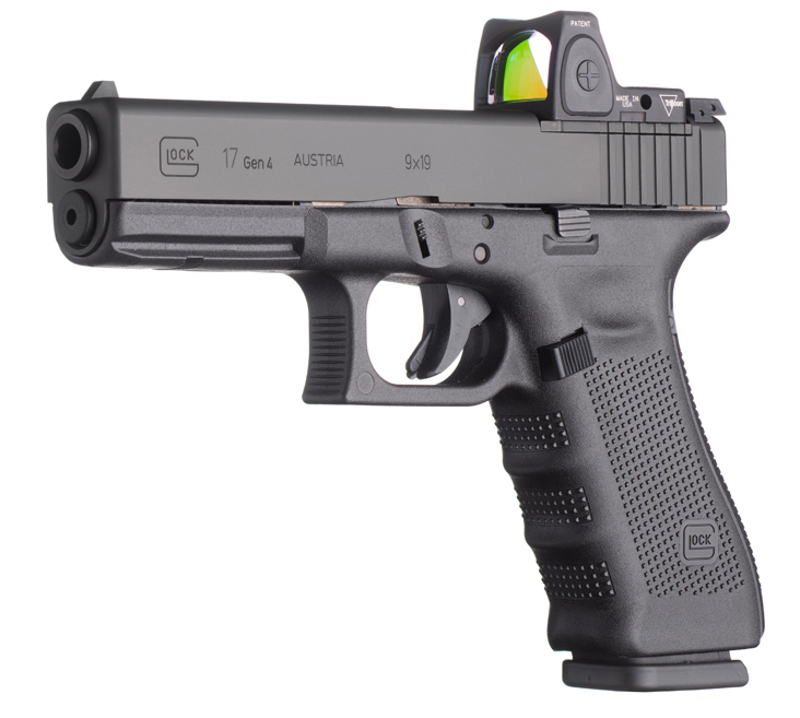 G17 Gen4 MOS 45 (with optic)