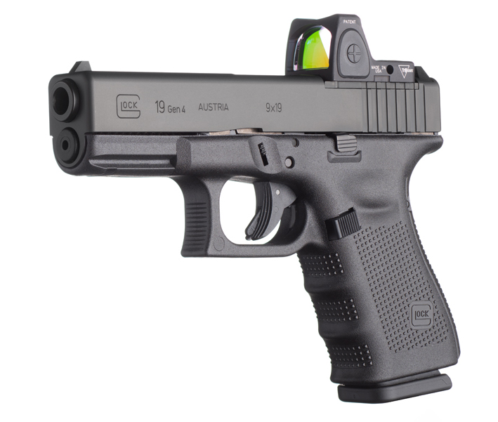 G19 Gen4 MOS 45 (with optic)