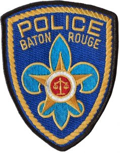baton rouge police patch